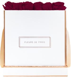 The Rosé Gold Collection Latin Cherry Petit Luxe white - square