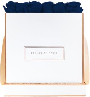 The Rosé Gold Collection Ocean Blue Petit Luxe white - square